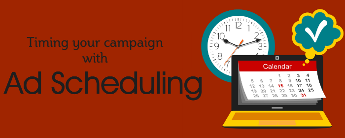 Ad Scheduling AdWords