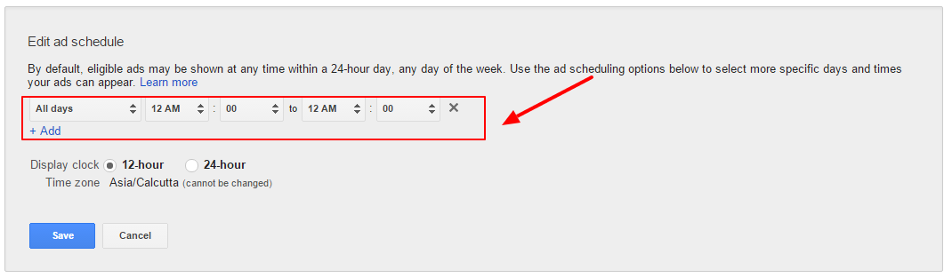 how to create adwords campaign