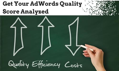 quality score AdWords Script