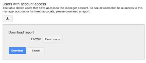 managed accounts info