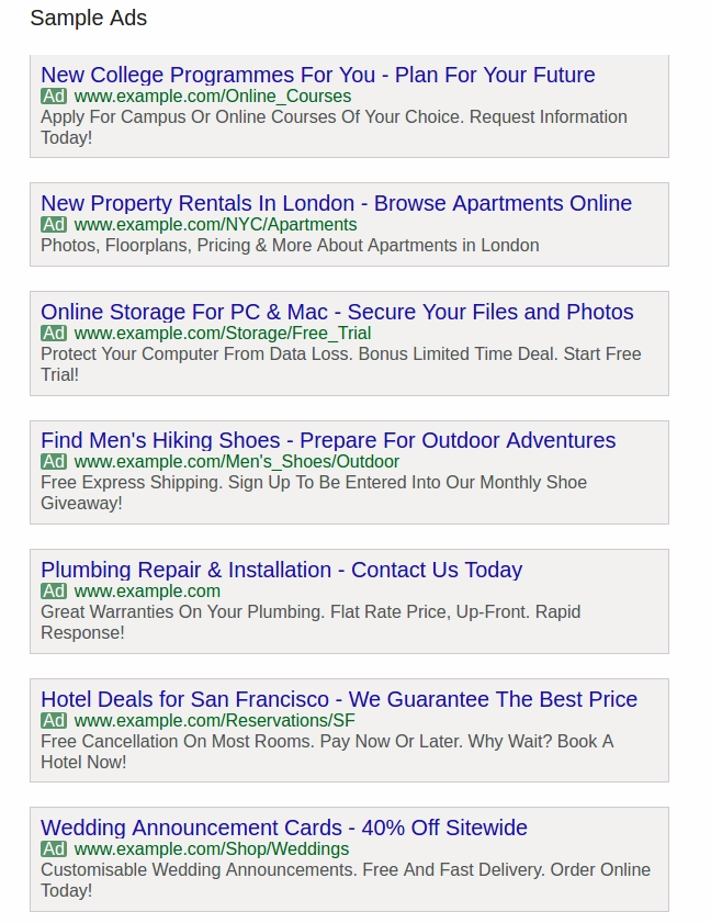 are expanded text ads eating seo traffic karooya