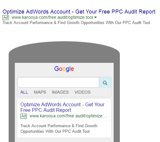 ppc audit ad relevancy