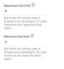 portfolio bid advanced options