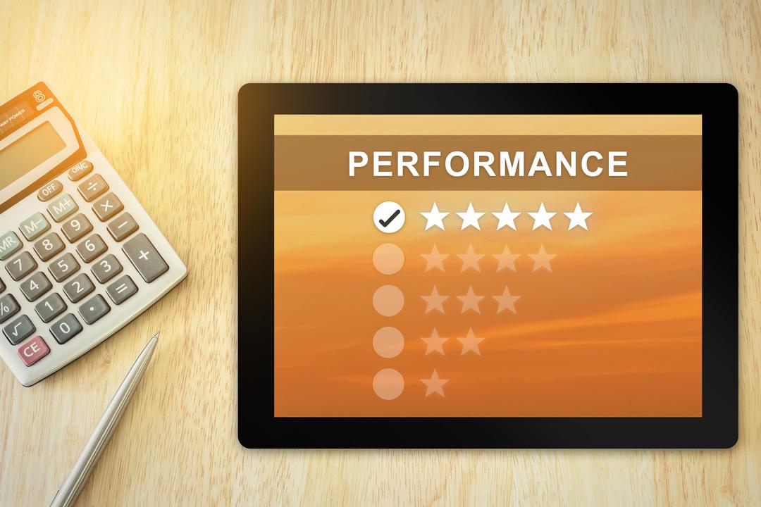 evaluate performance
