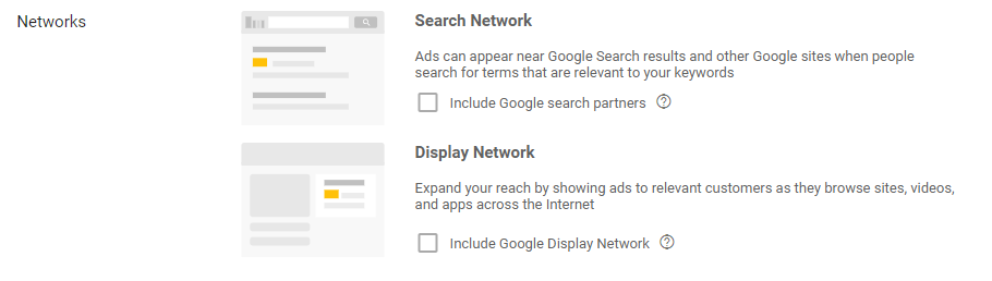 ad network adwords