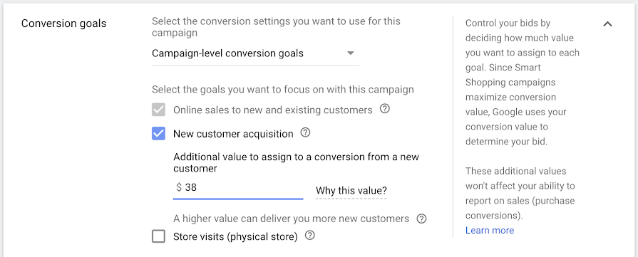 Google has made Smart Shopping campaigns better by offering a new goal and more visual ways to stand out from the competition.