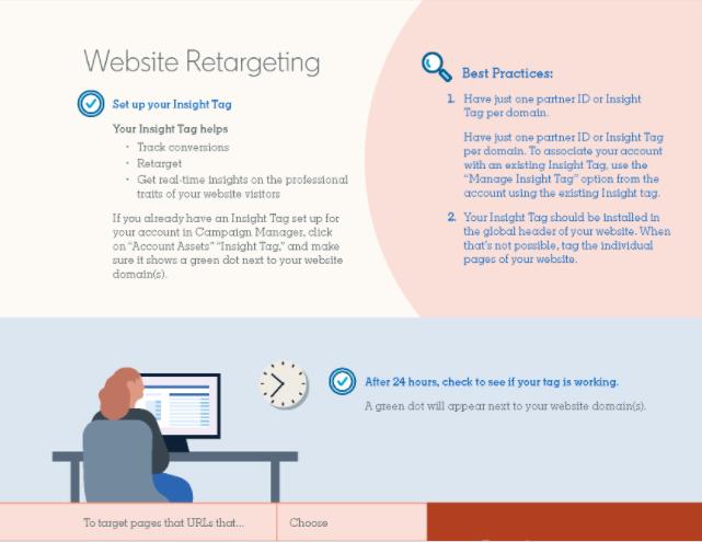 Tips to Improve LinkedIn Retargeting