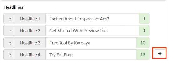 RSA preview tool